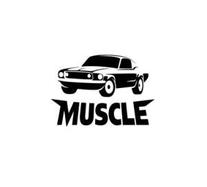 Sticker Auto - Mustang GT Muscle0