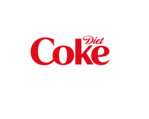 Sticker Auto - Diet Coke0