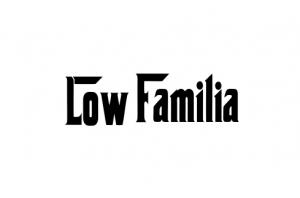 Sticker Auto - Low Familia0