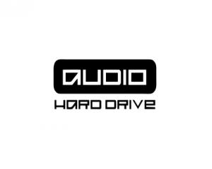 Sticker Auto - Audio Hard Drive0