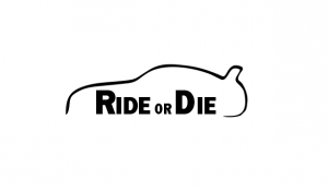 Sticker Auto - Ride Or Die0