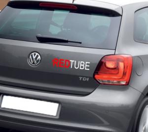 Sticker Auto - REDTUBE0