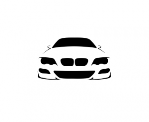 Sticker Auto BMW0