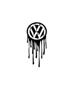 Sticker Auto - VW0
