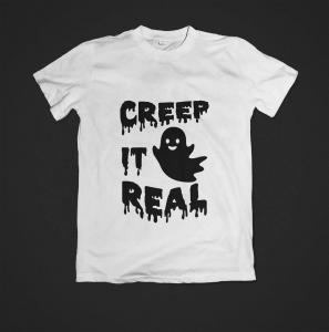 Tricou - Creep it real [0]