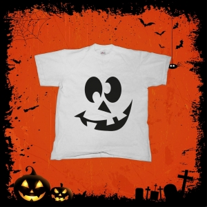 Tricou Personalizat - Halloween Smile 20