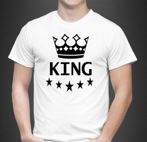 Tricou - King1