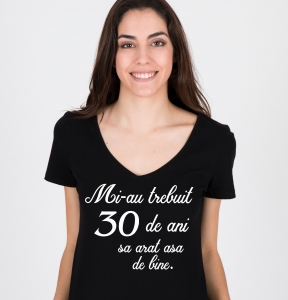 Tricou - Mi-au trebuit 30 de ani [0]