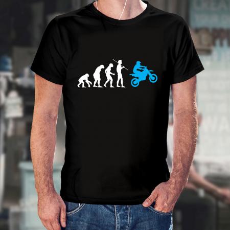 Tricou Moto - Evolutie [0]