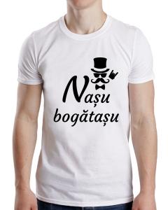 Tricou Personalizat -  Nasu Bogatasu [0]