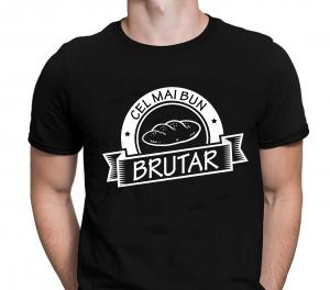 Tricou Personalizat - Cel Mai Bun Brutar0