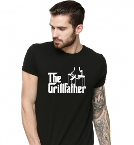 Tricou Personalizat - The Grillfather0