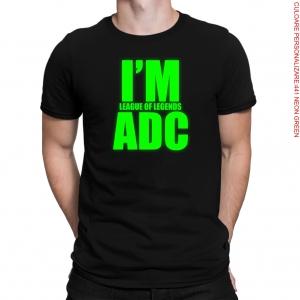 Tricou Personalizat - League of Legends ADC [0]