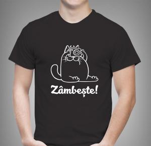 Tricou Personalizat Fotograf - Zambeste1