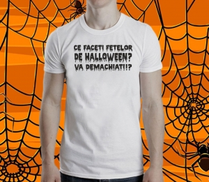 Tricou Personalizat Halloween - Fete De Halloween [1]