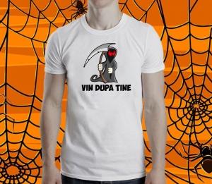 Tricou Personalizat Halloween - Vin Dupa Tine0