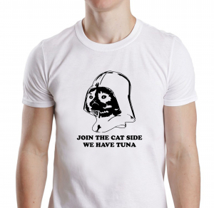 Tricou Personalizat - Join The Cat Side0