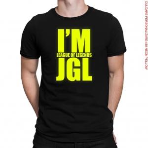 Tricou Personalizat - League of Legends Jungler [0]
