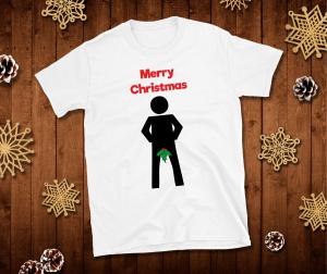 Tricou Personalizat - Merry Christmas0