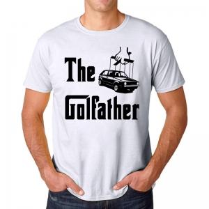 Tricou Personalizat - The Golfather0