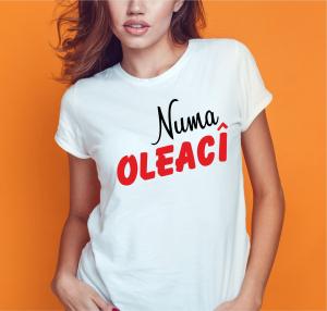 Tricou Personalizat - Numa Oleaci0