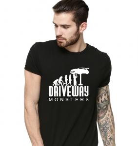Tricou Personalizat - Driveway monsters0