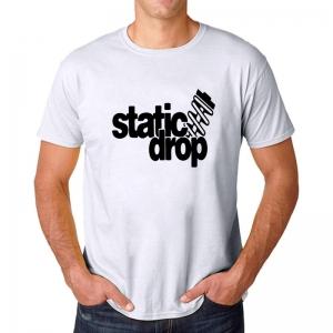 Tricou Personalizat - Static Drop1
