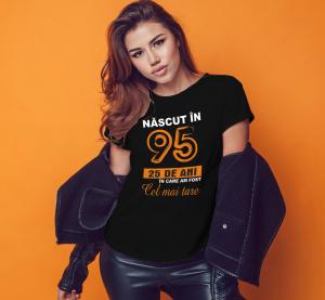 Tricou Personalizat - Nascut in 950