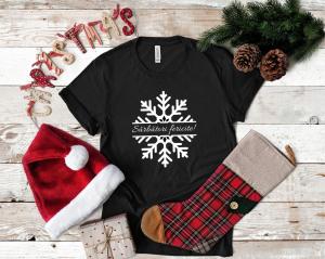 Tricou Personalizat - Sarbatori Fericite1