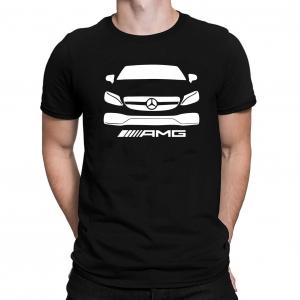 Tricou Personalizat - Mercedes C63 AMG [1]