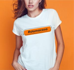 Tricou Personalizat - #stamacasa0