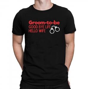 Tricou Petrecerea Burlacilor - Groom To Be1