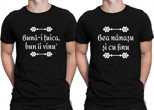 Tricouri Personalizate - Bea Nanasu Si Cu Finu1