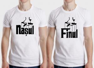 Tricouri Personalizate - Nasu si Finu1