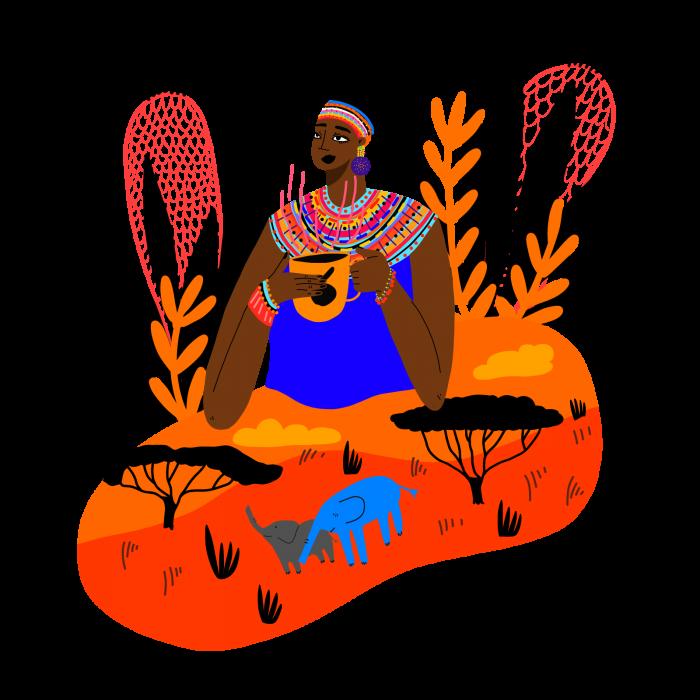 Kenya, Ndaroini by MABO [Bogdan Georgescu] 3