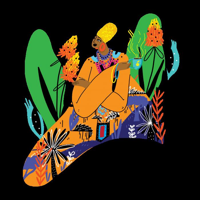 Gora Kone, Ethiopia by Bogdan Georgescu 2