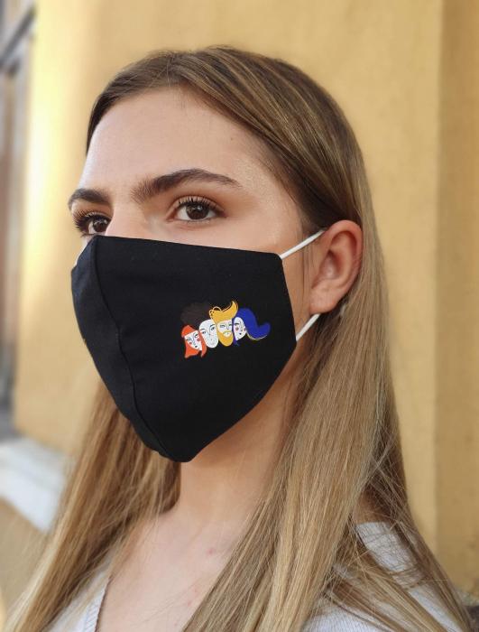 masca MABÓ 11