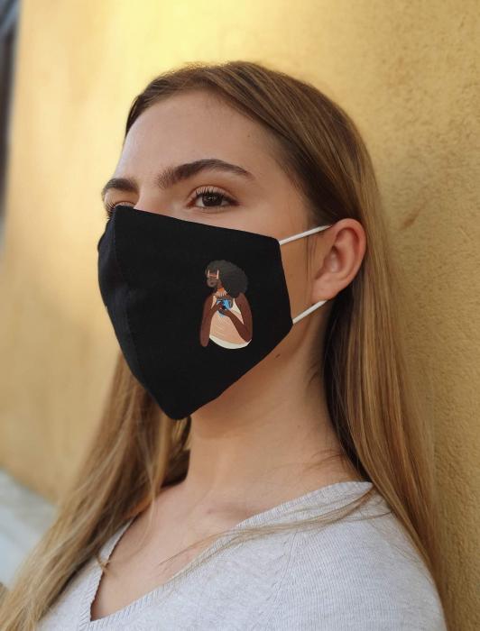 masca MABÓ 4