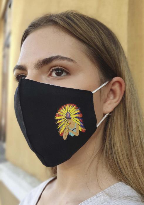 masca MABÓ 1