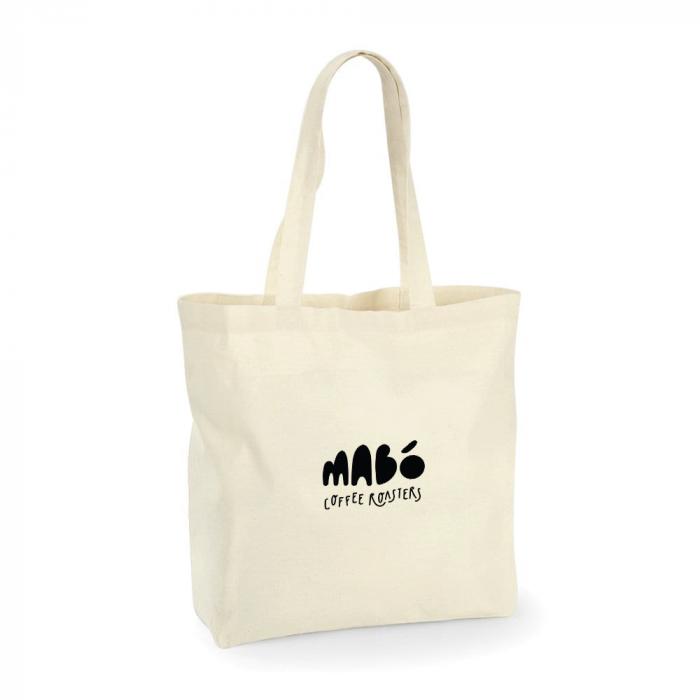 recycled cotton MABÓ tote bag 1