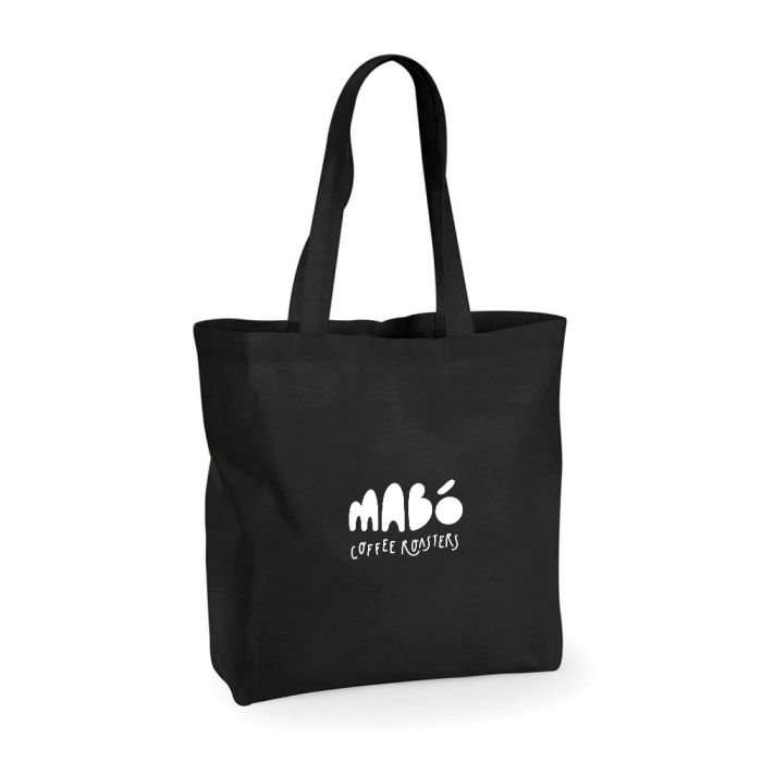 recycled cotton MABÓ tote bag 4