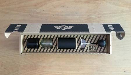 Comandante Grinder C40 Nitro Blade manual grinder - Black [3]