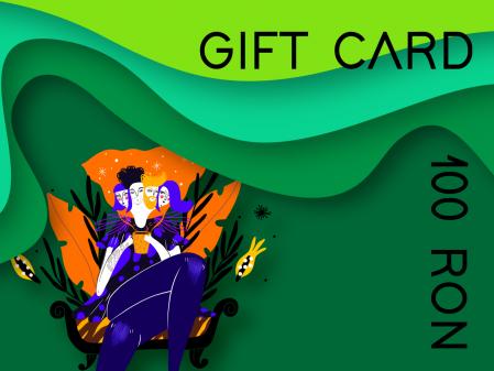 Giftcard - voucher cadou 100 RON0