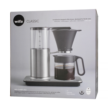 Wilfa Classic Filter Coffee-Maker5