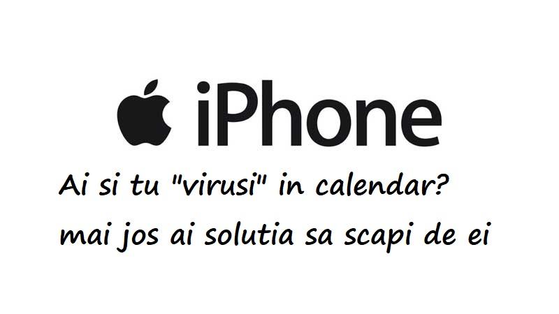 """Vrei sa scapi de """"virusii"""" de pe Iphone? Uite cum :)"""