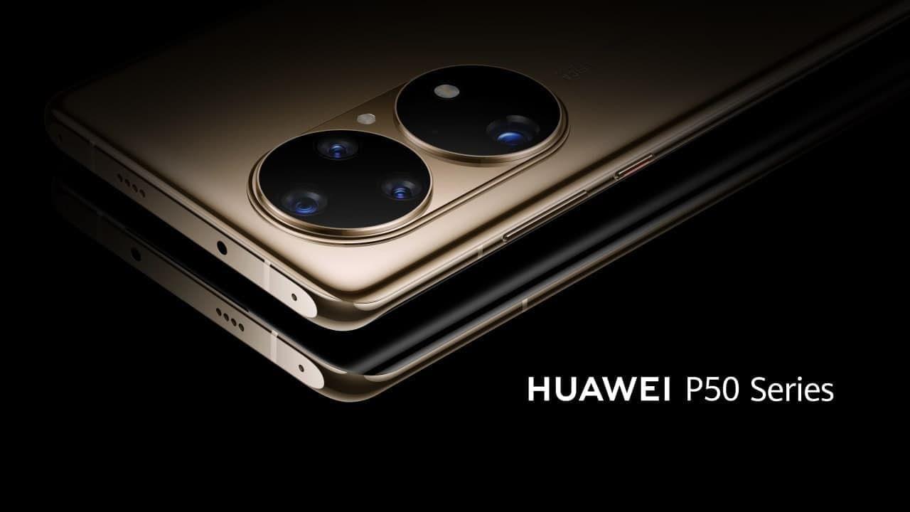 Lansare Huawei P50 Pro