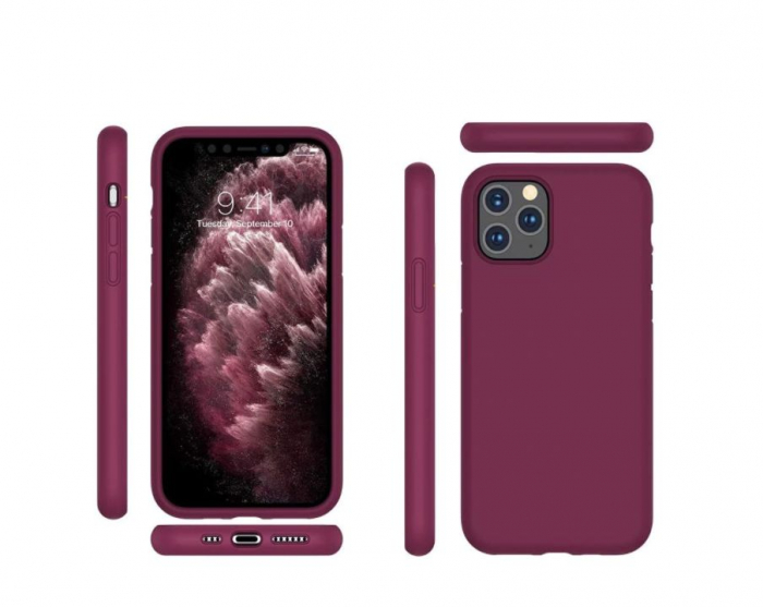 HUSA X-LEVEL GUARDIAN IPHONE 11 PRO MAX  BORDO 2
