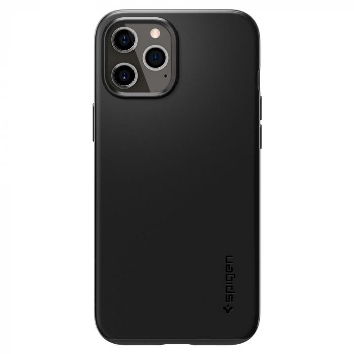 Husa Spigen Thin Fit IPhone 12/12 Pro [1]