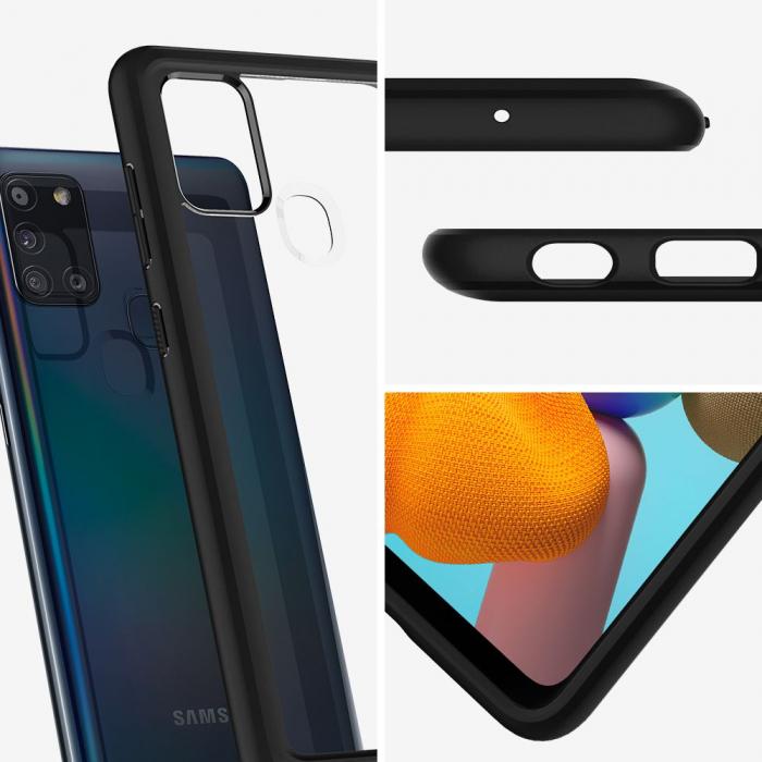 Husa Spigen Ultra Hybrid Samsung Galaxy A21s [3]