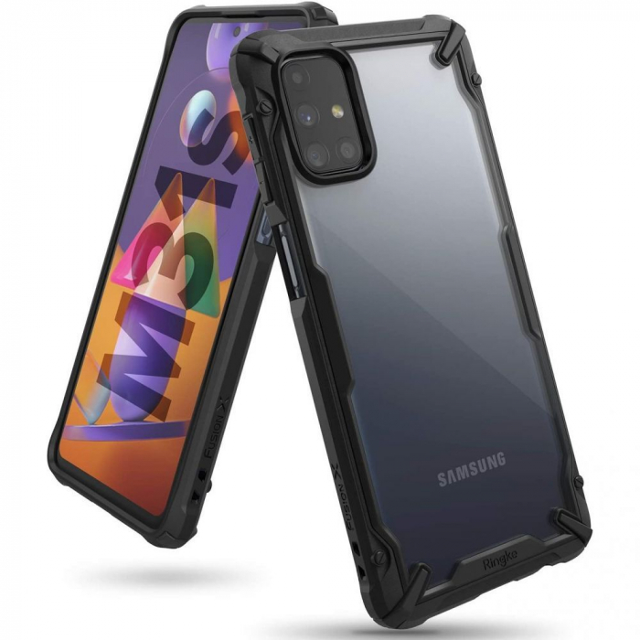 Husa Ringke Fusion X Samsung Galaxy M31s [0]